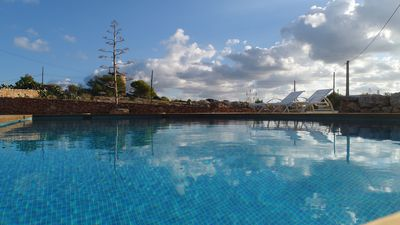 Photo for Beautiful and quiet house with pool located in the center of Formentera.