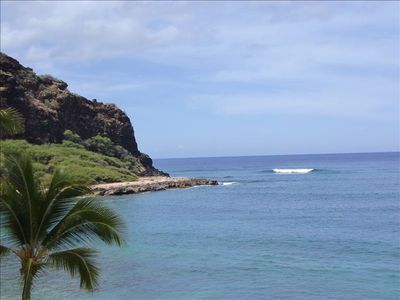 Photo for Enjoy Private Beach, Lanai and Full Kitchen Sleeps 2-4 People