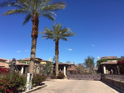 Photo for Gated Town Home in Palm Desert- 2 BR / 2 BA, 1800 sqft, Shared Private Pool.