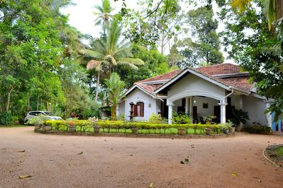 Front View of Bungalow