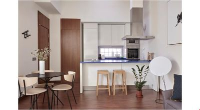 Photo for 1BR Condo Vacation Rental in Madrid