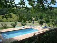 A relaxing traditional Italian holiday in a beautiful property with spectacular views