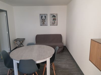 Photo for Nice 2 rooms fully equipped 100m from the beach