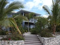 Great rental house on Staniel Cay