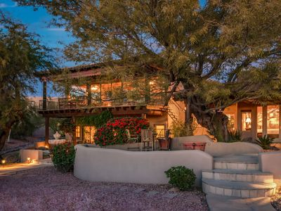 Photo for Breathtaking Views! 1472 sq. ft. Loft in Trees. Pool, Spa, Putting Green, More!