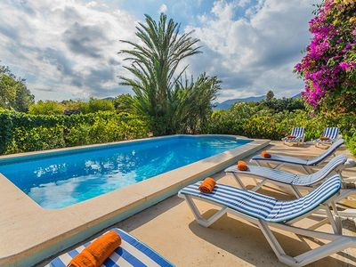 Photo for The idyllic Finca TORRETA has a fantastic location, just a few minutes away from