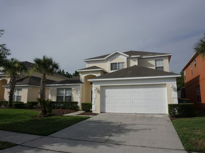 Photo for Spacious and Stylish Disney area Pool & Spa Home, TV's in all rooms
