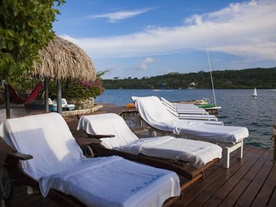 Photo for 5 Bedrooms Private Island with 360° Views and Full Staff