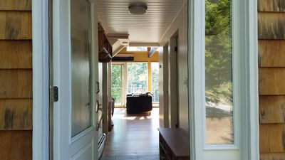 Photo for 4Br Chalet perched above Jackson village