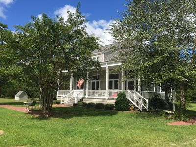 Photo for Enjoy Your Own Farmhouse w/Spring fed Lake for Your Next Myrtle Beach Vacation