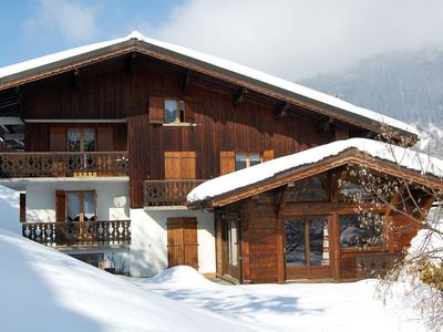 Photo for Apartment Ferienwohnung (MOZ102) in Morzine - 4 persons, 1 bedrooms