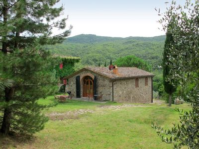Photo for Vacation home Il Poderino (CIN161) in Cintoia - 4 persons, 1 bedrooms
