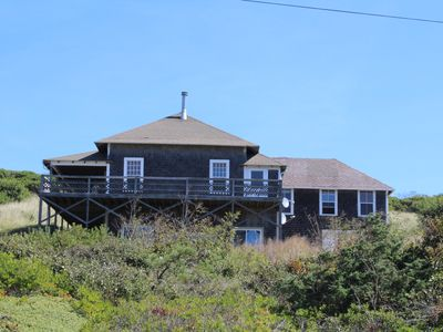 Photo for Ballston Beach Oceanfront home with incredible views built in 1892