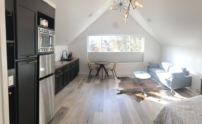 Photo for Mid-Century Modern Oasis, close to RiNo!