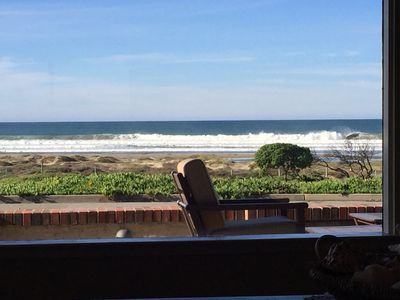 View of the close proximity to the beach & Pacific Ocean from the house.