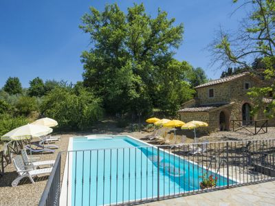 Photo for Apartment Colomba  in Monte San Savino, Tuscany Chianti - 9 persons, 4 bedrooms