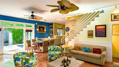 **AMERICANA TROPICALE @ OLD TOWN** Home & Pool by Duval + LAST KEY SERVICES...