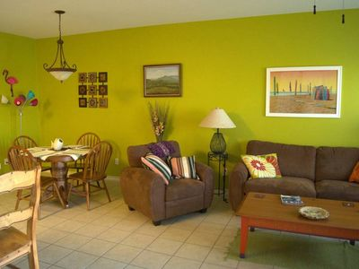 Photo for Spacious Waterfront Condo