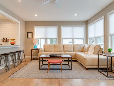 Photo for New Listing! Remodeled Getaway - Walk to Cafes, Eateries & Boutique Shops