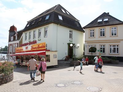 Photo for 4 * ground floor apartment in the center of Kappel with terrace and WiFi