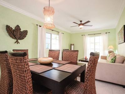 Photo for Palm Suites D1. 1BR Condo close to the beach.