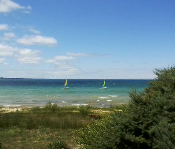 Photo for Located On Beautiful Lake Michigan! Perfect Family Getaway!