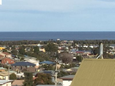 Photo for 10 GrandView, great little house with huge views of the ocean & lakes Free wifi