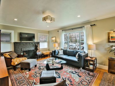 Photo for NEW! Quiet McKinley Park Executive Home - Walk to Midtown