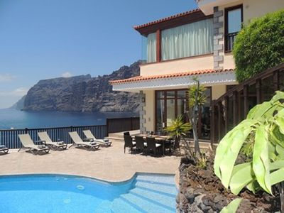 Photo for Magnificent Seven Bedroom Luxury Villa On A Prime Sea Front Position