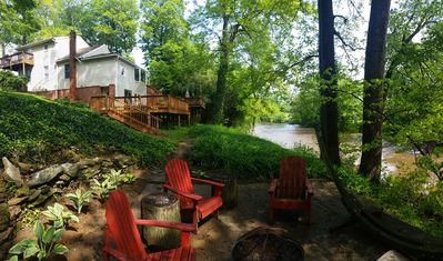 Photo for Beautiful riverfront home surrounded by Amish farms in Lancaster