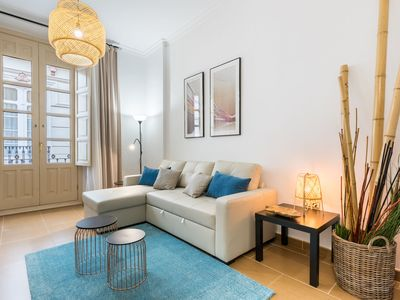 """Photo for Central Apartment """"Pretty Soho Málaga"""" Close to Beach with Air Conditioning & Wi-Fi; Pets Allowed Upon Request"""
