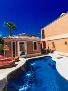 Beautiful house with pool and casita minutes from Colorado river
