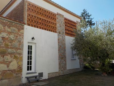 Photo for Renovated old barn Lucca - Old barn completely renovated!