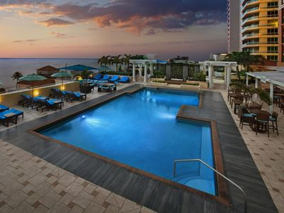 Photo for Prime Beach Location | 2 Bedroom | Sleeps 8 | Marriott BeachPlace Towers