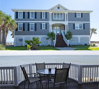 Photo for Ocean Front Home with the best views on Fripp Island!  6 Amenity Cards Included!