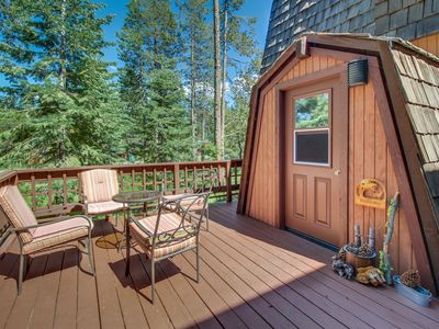 Photo for Dog-friendly home w/ shared pool, hot tub & sauna - onsite golf & near slopes!