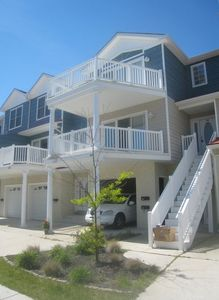 Photo for 4BR Townhome Vacation Rental in North Wildwood, New Jersey