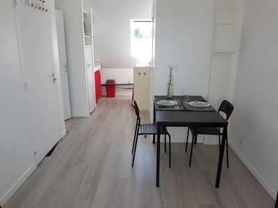 "Photo for ""Appart-Etape"": T1bis 24m², R + 1, furnished for 2 or 3 people, from 2 nights"