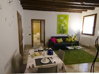 A delightful canal-side apartment in a quiet area of Dorsoduro.