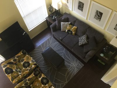 Beautiful 2 br, 2 bath w-wi/fi in peaceful and quite area