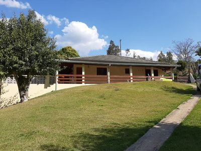 Photo for 3BR Cottage Vacation Rental in Piranguçu, MG