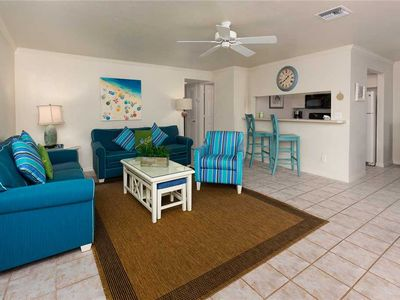 Photo for Unit J4: 2 BR / 2 BA garden view in Sanibel, Sleeps 6