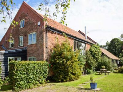 Photo for UPPER BARN STABLE, character holiday cottage in Reepham, Ref 2428