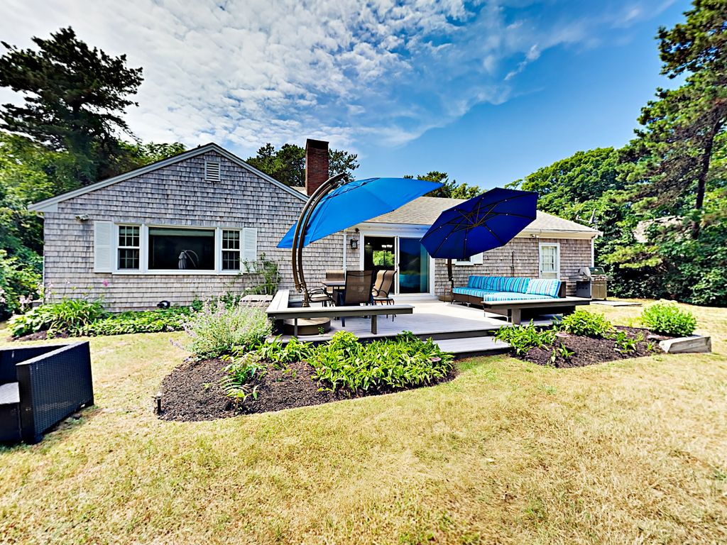 High End North Chatham Home With Outdoor Ha VRBO