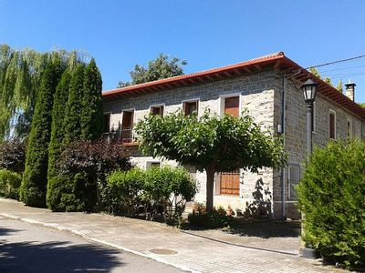 Photo for Apartment with garden and views of the Pyrenees