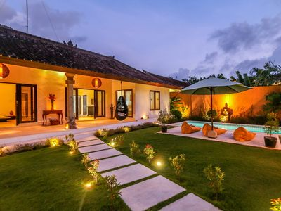 "Photo for Pevali, 3 Bedroom Spacious Villa,  ""Eat Street"" Location, Central Seminyak"
