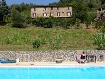 Photo for Rustico with pool, large garden. Nice quiet location.