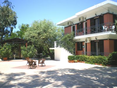 Photo for Wonderful Apts X 4 in an amazing environment by the sandy beach in Corfu