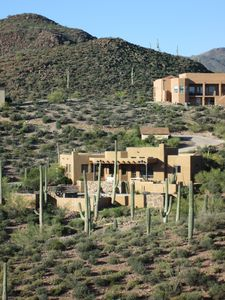 Nestled in the foothills of the Tucson Mountains