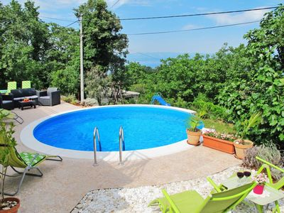 Photo for Vacation home Gioia (MOD208) in Moscenicka Draga - 8 persons, 2 bedrooms